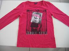 T-shirt Fille avec motif Kiabi en TBE - T. 14 ans