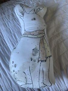 Nursery Rabbit Cushion Nwt