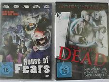 Sie lieben Trash Slasher Horror Sammlung - House of Fears & Talk to the Dead