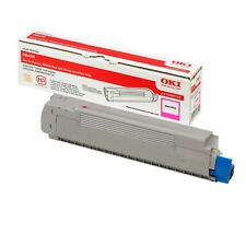 OKI C8600 C8800 Genuine Magenta Cartridge 43487710 - FAST DELIVERY