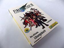 Final Fantasy 7 Das offizielle PlayStation Lösungsbuch - GUIDE FF VII