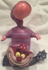 "Disney WDCC Cheshire Cat 1994 Alicecin Wonderland ""Twas Brillig"" W Pin Box & COA"