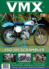 VMX Vintage MX & Dirt Bike AHRMA Magazine - NEW ISSUE #75