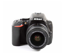 NEW Nikon D5600 Digital SLR Camera + AF-P DX Nikkor 18-55mm f/3.5-5.6G VR