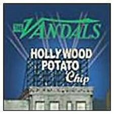 The Vandals Hollywood Potato Chip CD NEW SEALED 2004 U.S. Punk Kung Fu