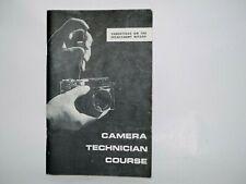 Rollei 35 & Argus C-3, C-4 Repair manual