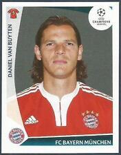 PANINI UEFA CHAMPIONS LEAGUE 2009-10- #009-BAYERN MUNICH-DANIEL VAN BUYTEN