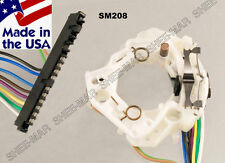 SM208 Turn Signal Switch   *with correct plug - no jumper* 69-76 Jeep IHC GMC