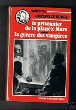 COLLECTION GUSTAVE LE ROUGE LEROUGE T1  MARTINEAU 1966