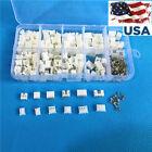 90sets JST PH 2.0mm 2pin 3pin 4 pin Connector plug Male, Female, Crimps DIP USA