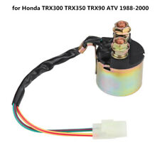 Motorcycle Starter Solenoid Relay Replace for Honda TRX300 TRX350 TRX90 1988-00
