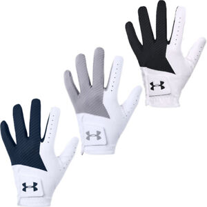 Under Armour Mens Right Hand And Left Handed Player UA Golf Glove Medal 2021