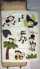 SoHo Nap Mat Curious Monkey (All Hand Embroidery)