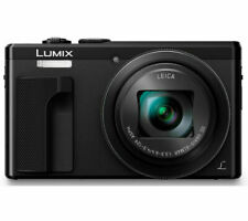 Panasonic Lumix dmc-tz80 Superzoom Digitalkamera schwarz 4k