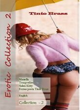 Erotic Collection 2. Tinto Brass English. 4 Movies. 2 DVD set.