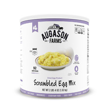 Augason Farms Scrambled Egg Mix 36 oz #10 Can