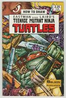 How to Draw Teenage Mutant Ninja Turtles (Solson 1986) Kevin Eastman - TMNT