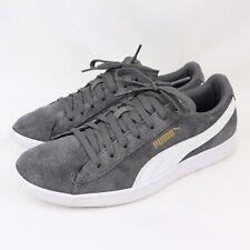 Puma Suede Classic Sneaker - Men's Size 6 - Gray