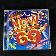 Now Thats What I Call Music vol 69 double cd 42 top chart hits various artists