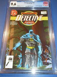 Detective Comics #582 Batman CGC 9.6 NM+ Gorgeous Gem Wow