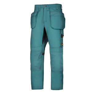 Snickers AllroundWork, Work Trousers with Kneepad & Holster Pockets - 6201