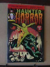 Haunted Horror #13 / Pre-Code Horror Comics Reprints / COLOR / IDW / Oct 2014