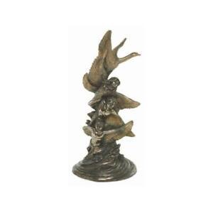 Genesis Bronze - Children Of Lir: EE039 | Ornament | Gift | Statue | Present