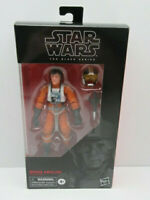 "Wedge Antilles CMCustom 6/"" head Star Wars Black Series Archive Luke 1:12 custom"
