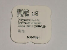 IWC 851 852 853 8521 8531 locking key for the automatic 12.010.11 / 1491 + 51491