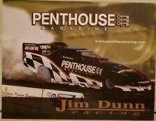 Frank Pedregon NHRA Handout Penthouse Racing 8 X 10 Jim Dunn Racing