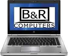 "HP Elitebook 8460p Laptop i5 2.5GHz 16GB 512GB SSD Windows 10 14"""
