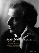 Andras Schiff Plays & Conducts Mozart [New DVD] Dolby, Digital Theater System,
