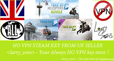 Take On Helicopters Bundle Hinds Steam key NO VPN Region Free UK Seller
