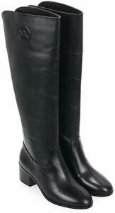 Michael Michael Kors Dylyn Boot, Black, Size 5.5