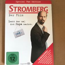 Stromberg - Der Film - Special Fan Edition - Steelbook  - Doppel-DVD