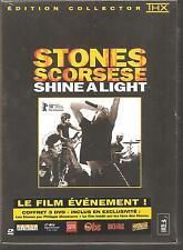 "ROLLING STONES / MARTIN SCORSESE ""Shine A Light"" 3DVD Box France sealed"
