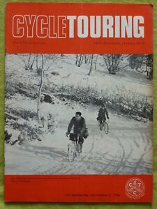 CYCLETOURING / DEC JAN 1971 / SORTIES FROM SION