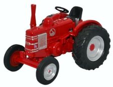 Oxford 1/76 Field Marshall Tractor Red # 76FMT003