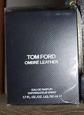 NEW TOM FORD OMBRE LEATHER EAU DE PARFUM 1.7 OZ // 50 ML SPRAY AUTHENTIC SEALED