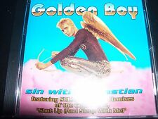 Sin With Sebastian ‎– Golden Boy / Shut Up (And Sleep With Me) US CD Single