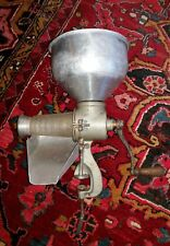 Vintage Victorio Cast Iron Food Juicer Strainer Grinder Model 3S EUC