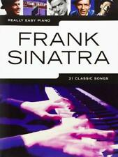 Frank Sinatra (Really Easy Piano) by Collectif, NEW Book, FREE & FAST Delivery,
