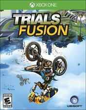 Trials Fusion [Microsoft Xbox One Ubisoft Arcade Racing Motocross Online] NEW