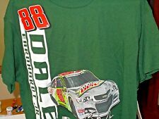 DALE JR. 2013 MOUNTAIN DEW #88 LARGE T-SHIRT  NEW WITH TAGS