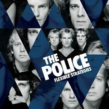 NEW The Police - Flexible Strategies B-sides & Rarities - Mini LP Style CD Case