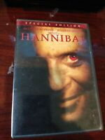 Hannibal DVD 2-Disc Set Special Edition Anthony Hopkins Julianne Moore