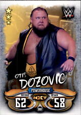Slam Attax Live 2018 #222 Otis Dozovic