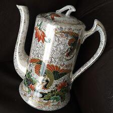 Thomas Forester & Son (T F & S Ltd) English Pottery Art Deco Phoenix Ware Teapot