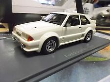 Ford Escort RS 1700t 1700 turbo rally test vatanen 1980 talla 4 B neo resin 1:43