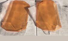 Code 3 Mx7000 Amber Domes Set Lenses Excalibur Securtiy